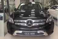 Cần bán xe Mercedes GLS 400 4Matic đời 2019 đen với nhiều ưu đãi dành cho khách hàng giá 4 tỷ 599 tr tại Hà Nội