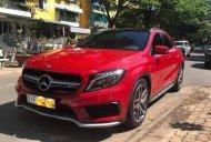 Bán Mercedes 45 AMG sản xuất 2016, màu đỏ, nhập khẩu, giá tốt giá 1 tỷ 699 tr tại Tp.HCM