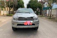 Bán xe Toyota Fortuner G sản xuất 2010, màu bạc số sàn, 615tr giá 615 triệu tại Thái Nguyên