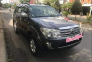 Bán Toyota Fortuner G năm sản xuất 2010, màu xám, nhập khẩu, giá chỉ 600 triệu giá 600 triệu tại Tp.HCM