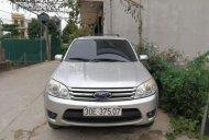 Bán Ford Escape XLS sản xuất năm 2009, màu bạc giá 375 triệu tại Hà Nội