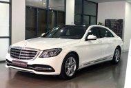 Bán Mercedes S450L màu trắng - Xe chính hãng đã qua sử dụng giá 4 tỷ 69 tr tại Hà Nội
