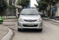 Toyota Innova V đời 2008 form mới màu bạc xe GĐ giá 390 triệu tại Hà Nội