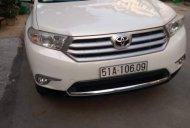 Bán Toyota Highlander SE đời 2011, màu trắng, xe nhập   giá 1 tỷ 270 tr tại Tp.HCM