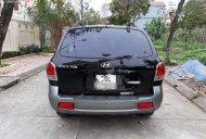 Bán Hyundai Santa Fe Gold năm 2005, màu đen, nhập khẩu   giá 285 triệu tại Hải Dương