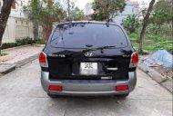 Bán xe Hyundai Santa Fe đời 2005, màu đen, nhập khẩu nguyên chiếc số tự động, 285 triệu giá 285 triệu tại Hải Dương