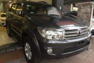 Bán xe Toyota Fortuner G đời 2010, màu xám giá 630 triệu tại Hà Nội