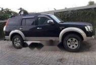 Cần bán gấp Ford Everest 2008, màu đen chính chủ giá 310 triệu tại Trà Vinh