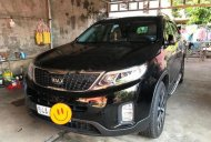 Gia đình bán xe Kia Sorento DATH đời 2016, màu đen giá 876 triệu tại Vĩnh Long