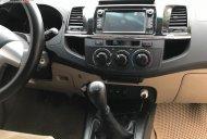 Bán xe Toyota Fortuner sản xuất năm 2016, màu bạc số sàn giá 877 triệu tại Quảng Ninh