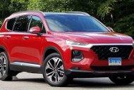 Bán xe Hyundai Santa Fe 2.4 MPI đời 2019, xe mới 100% giá 1 tỷ 25 tr tại Ninh Bình