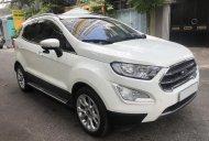 Cần bán Ford EcoSport 1.5L Titanium đời 2018, màu trắng, giá tốt giá 610 triệu tại Tp.HCM