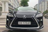 Bán Lexus RX350 Luxury đời 2017, màu đen, nhập khẩu giá 3 tỷ 850 tr tại Hà Nội
