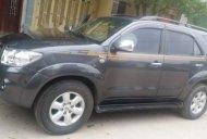 Cần bán lại xe Toyota Fortuner 2011, màu xám xe gia đình giá 640 triệu tại Ninh Bình