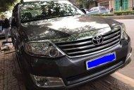 Cần bán Toyota Fortuner đời 2012, màu xám giá 700 triệu tại Vĩnh Phúc