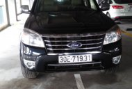 Bán xe Ford Everest 2.5 AT năm sản xuất 2011, màu đen, giá 530tr giá 530 triệu tại Hà Nội