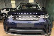 Chính chủ xuất cảnh bán xe LandRover Discovery HSE Luxury máy dầu - 7 chỗ đăng ký 2018, màu xanh, bảo hành, bảo dưỡng giá 4 tỷ 999 tr tại Tp.HCM