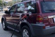 Bán Ford Escape 2003, màu đỏ, nhập khẩu nguyên chiếc chính chủ, giá chỉ 159 triệu giá 159 triệu tại Bến Tre
