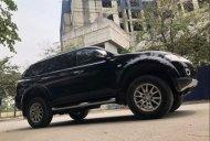 Bán gấp Mitsubishi Pajero Sport sản xuất năm 2012, màu đen chính chủ giá 602 triệu tại Hà Nội