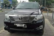 Cần bán gấp Toyota Fortuner đời 2015, màu đen như mới giá 765 triệu tại Vĩnh Long