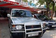 Bán xe Mitsubishi Pajero đời 2001, màu bạc giá 132 triệu tại Quảng Bình