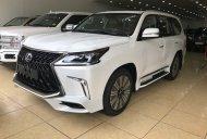 Cam kết giao ngay Lexus LX570 Super Sport S màu đen và trắng 2019 nhập mới 100%, hồ sơ đăng ký ngay, phiên bản mới nhất giá 9 tỷ 100 tr tại Hà Nội