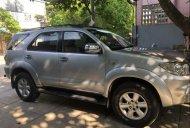 Bán Toyota Fortuner đời 2009, màu bạc còn mới, giá tốt giá 470 triệu tại Quảng Ngãi