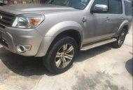 Cần bán lại xe Ford Everest sản xuất năm 2013, màu bạc giá 550 triệu tại Hà Tĩnh