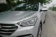 Cần bán xe Hyundai Santa Fe màu bạc, 2 cầu đời 2016 giá 925 triệu tại Nghệ An