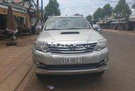 Cần bán xe Toyota Fortuner G năm 2015, màu bạc, xe đẹp giá 850 triệu tại Bình Phước