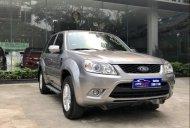 Cần bán lại xe Ford Escape XLS 2010, màu bạc số tự động giá 410 triệu tại Hà Nội