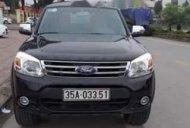 Cần bán xe Ford Everest năm 2014, màu đen còn mới giá 645 triệu tại Ninh Bình