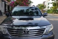 Bán ô tô Toyota Fortuner G năm sản xuất 2013, màu xám số sàn giá 743 triệu tại Tp.HCM