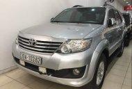 Bán ô tô Toyota Fortuner G đời 2013, màu bạc số sàn giá cạnh tranh giá 695 triệu tại Hà Nội