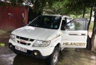 Bán ô tô Isuzu Hi lander năm sản xuất 2007, màu trắng, xe nhập giá 269 triệu tại Hà Tĩnh