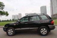 Cần bán lại xe Hyundai Santa Fe Gold đời 2004, màu đen, nhập khẩu chính chủ giá 195 triệu tại Hà Tĩnh