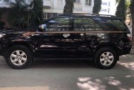 Bán xe ô tô Toyota Fortuner G năm 2009 màu đen, nhập khẩu giá 580 triệu tại Thái Bình