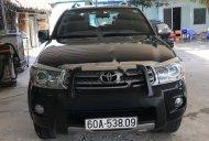 Bán xe Toyota Fortuner G đời 2010, màu đen, 615 triệu giá 615 triệu tại Tp.HCM