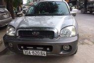 Bán Hyundai Santa Fe 2005, nhập khẩu nguyên chiếc, xe đẹp giá 280 triệu tại Hà Nam