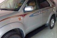 Cần bán Toyota Fortuner sản xuất 2009, màu bạc số sàn giá 585 triệu tại Tiền Giang
