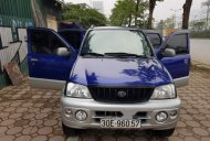 Cần bán gấp Daihatsu Terios đời 2003, màu xanh lam giá 190 triệu tại Hà Nội