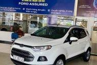 Bán gấp Ford EcoSport Titanium 1.5AT 2014, màu trắng giá 485 triệu tại Tp.HCM