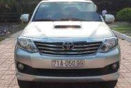 Bán Toyota Fortuner G đời 2014, màu bạc   giá 760 triệu tại Tiền Giang