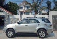 Bán Toyota Fortuner đời 2011, màu bạc   giá 640 triệu tại Quảng Nam