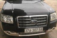 Bán xe Ford Everest 2.5L 4x2 MT 2007, màu đen, xe đẹp giá 340 triệu tại Thanh Hóa