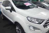 Cần bán xe Ford Ecosport Titanium 1.5L đời 2018 màu trắng, liên hệ ngay Hotline 0901267855 để có giá tốt nhất giá 615 triệu tại Tp.HCM