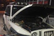 Cần bán gấp Ssangyong Korando 2001, màu trắng, nhập khẩu nguyên chiếc giá 82 triệu tại Yên Bái