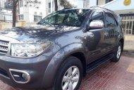 Chính chủ bán xe Toyota Fortuner G sản xuất năm 2011, màu xám giá 665 triệu tại Phú Yên