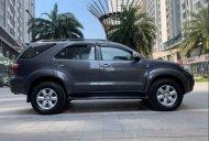 Bán Toyota Fortuner G đời 2010, màu xám xe gia đình giá 605 triệu tại Hà Nội