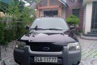 Bán Ford Escape 2.0 năm sản xuất 2003, màu đen, nhập khẩu   giá 205 triệu tại Lâm Đồng